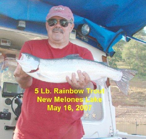Spring fishing 2007