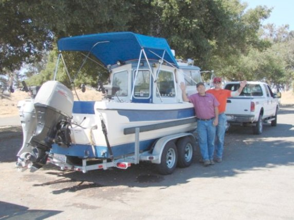 FishWisher I: I sold my baby...