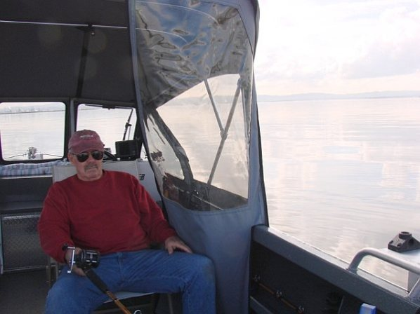 2010 Sturgeon Fishing!