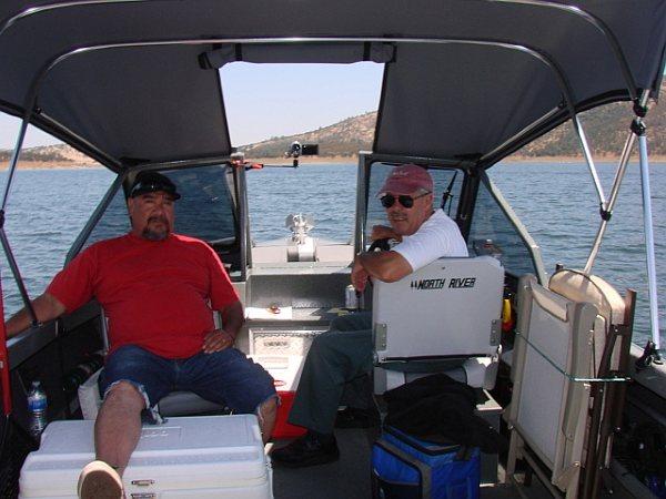 August 4, 2010 New Hogan Lake