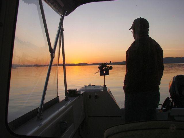 2012-3-8 sundown fishing