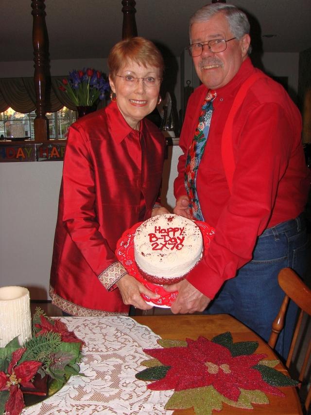 2013-12-26g 70th b'day twins