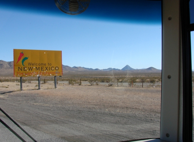 2014-1-15o New Mexico welcomed me
