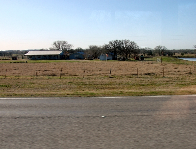 2014-1-19c typical Texas spread along US290.