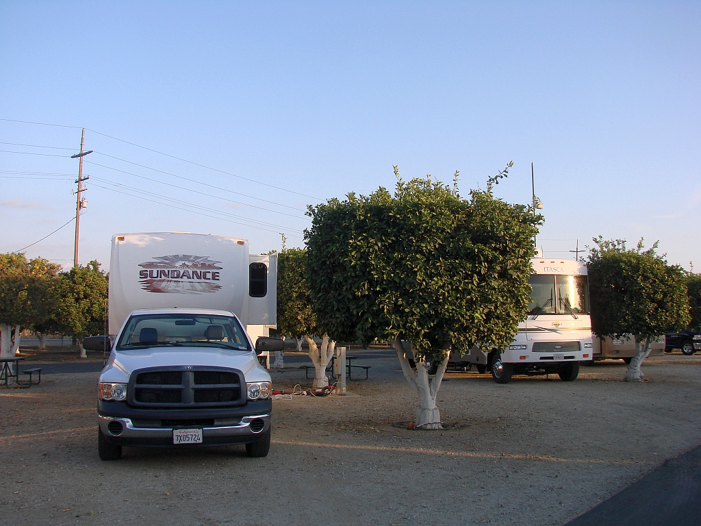 2014 2 19a Orange Grove RV Park Bakersfield