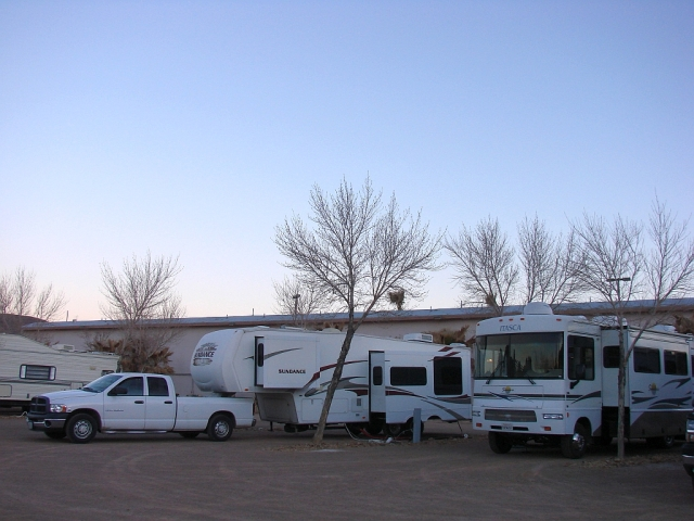 2014-2-22a  DV RV Park Beatty, NV