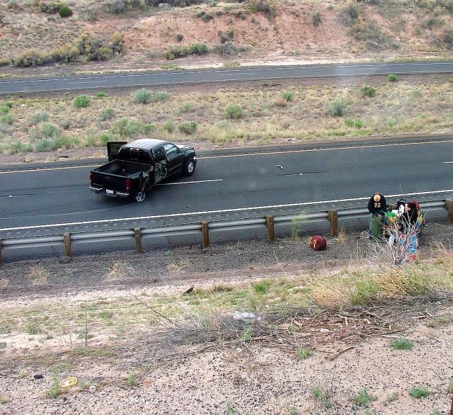 2014-5-22L accident - nobody hurt it seemed