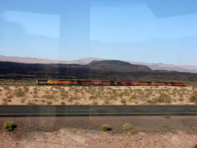 2014-5-23h unusual eight locomotive train