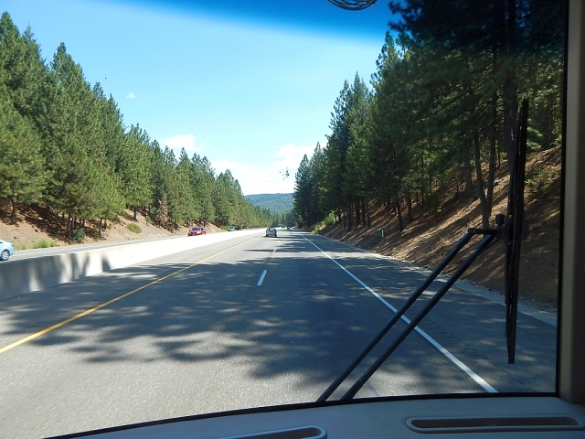 2014-8-25b I-80 towards Donner