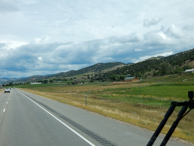 2014-8-27i approaching Coalville