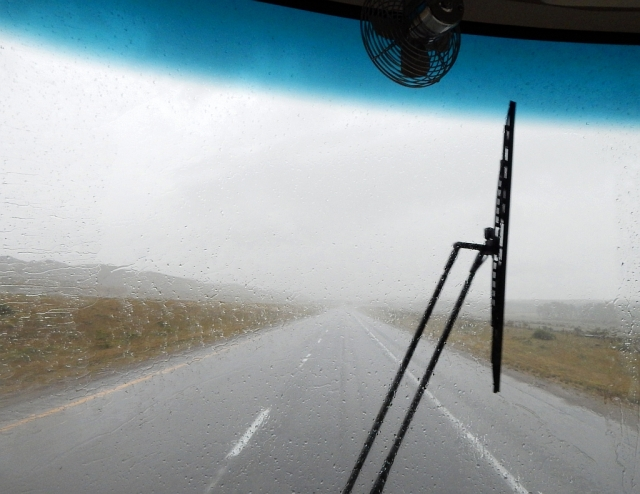2014-8-28c rainy morning through Wyoming