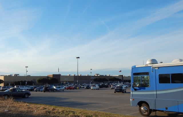 2015-1-30j Walmart Huntsville, TX Walmart