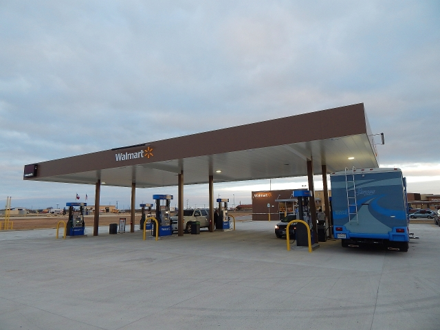 2015-2-2b gassing at new WMart station