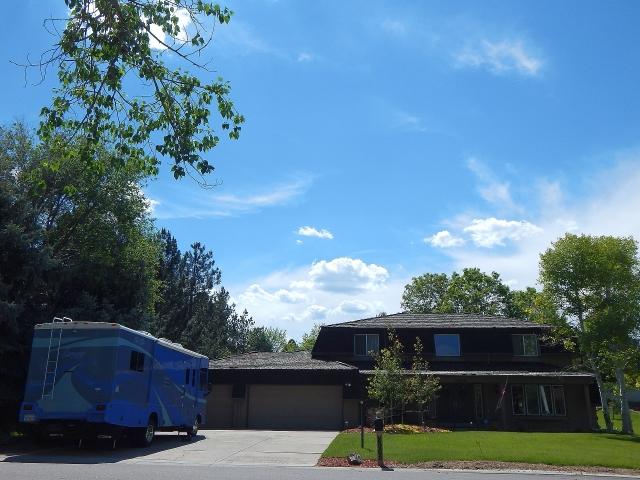2015-6-13a Big Blue at Allen and Nancy's