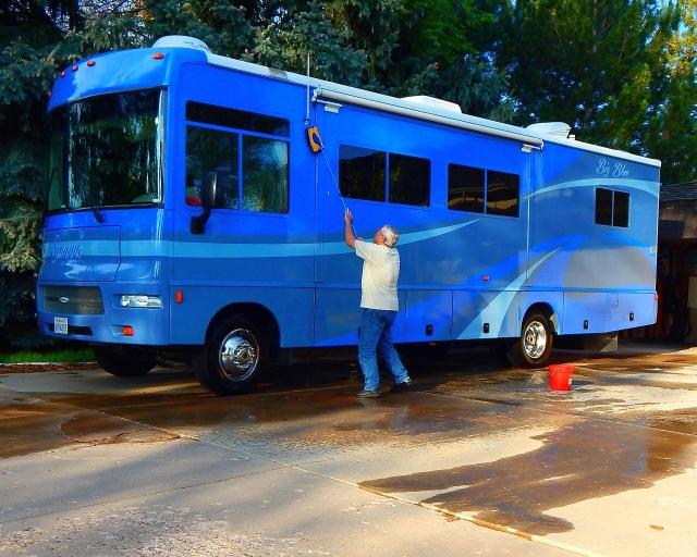 2015-6-15a bathing Big Blue