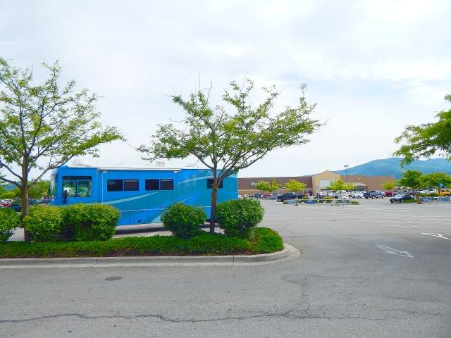 2015-6-21L Post Falls Walmart near Coert d' Alene ID