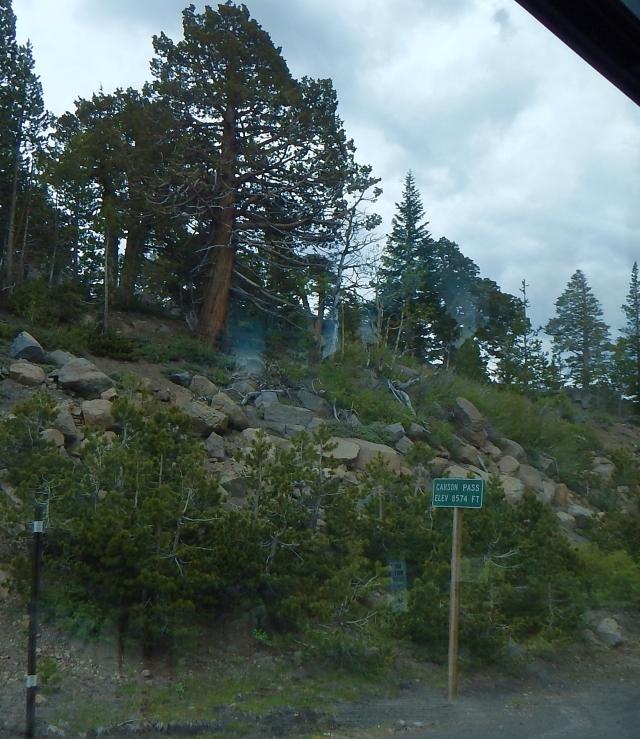 2015-6-9k Carson Pass 8574 ft.