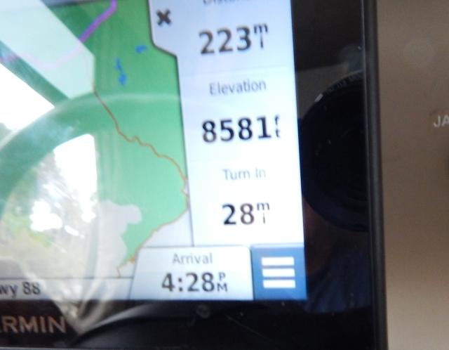 2015-6-9L Satellite said 8581 ft