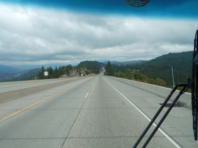 2015-9-15a pulling toward Donner