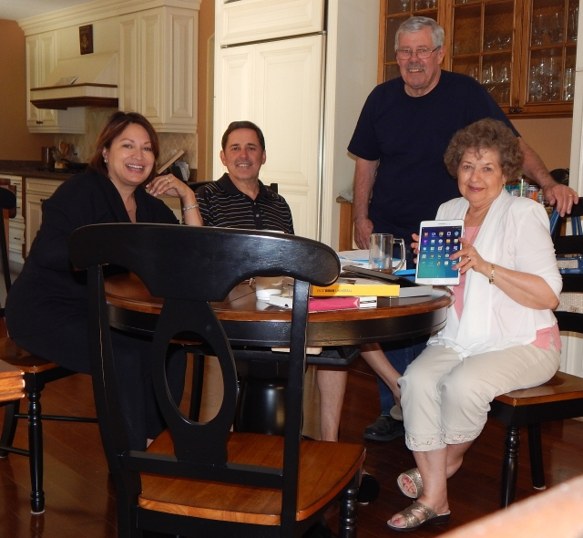 2015-9-19b Tootsie's tablet, a family project