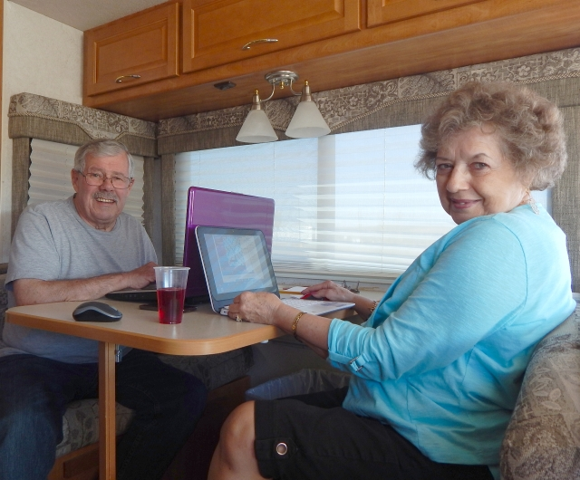 2015-9-21b Happy with TWO computers