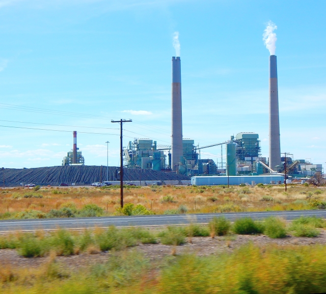 2015-9-28n coal fired elec generation in middle of nowhere