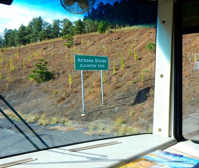 2015-9-28t top of I-40 west of Flagstaff