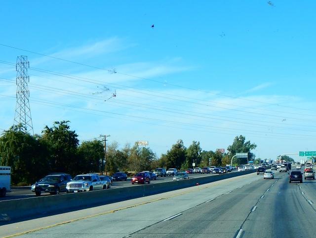 2015-9-29n Bakersfield traffic