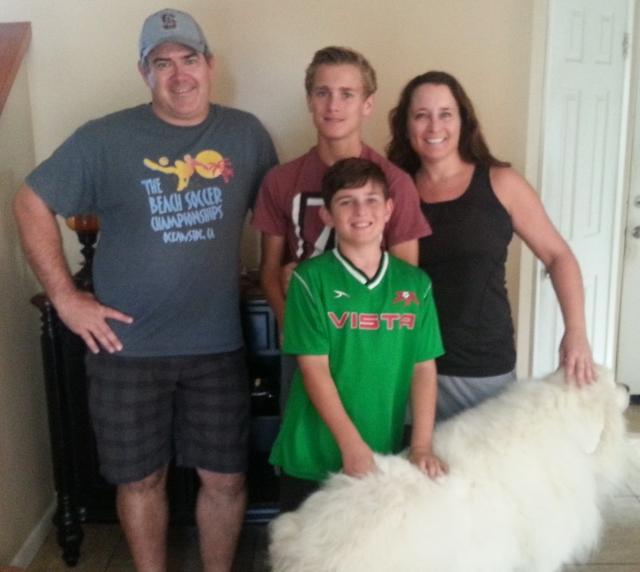 2015-10-24e Dean's family
