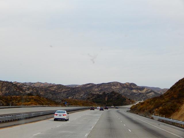 2015-10-25b Angeles Nat'l Forrest