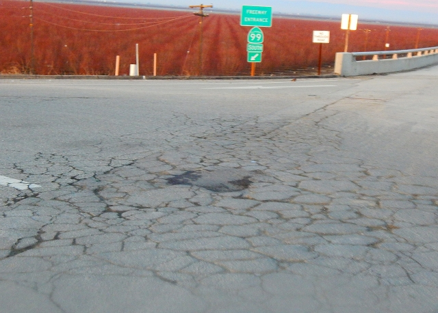 2016-1-22b roadway to SR99 onramp