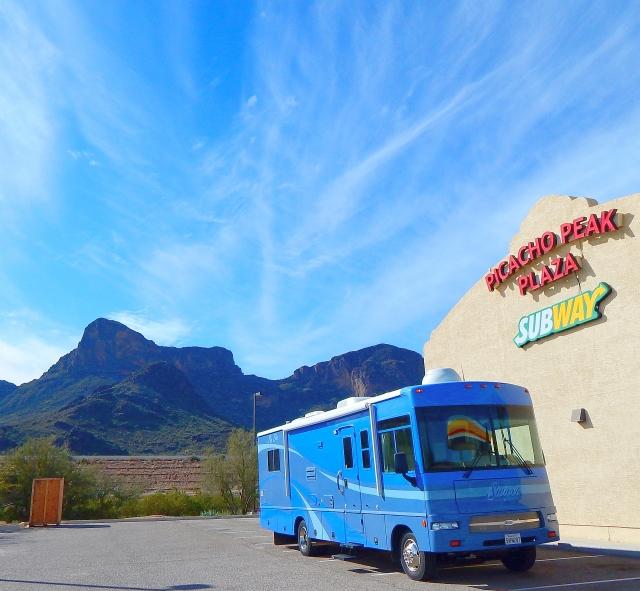 2016-1-25e Picacho Peak in the background