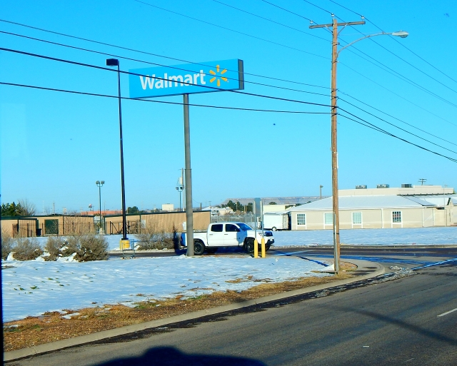 2016-1-27L snowy Ft Stockton Walmart