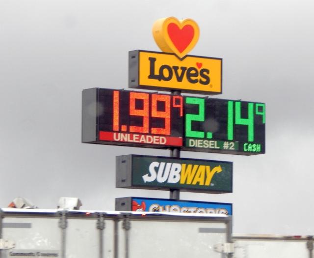 2016-1-7cc AZ cheap gas