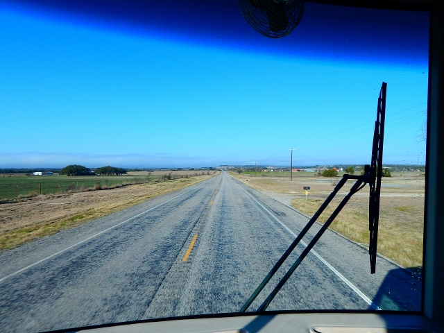 2016-2-1b wonderful drive in rural Texas