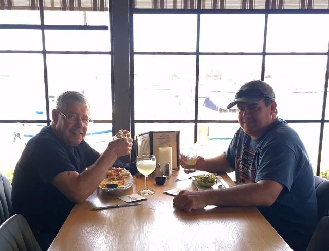 2016-4-29K1 lunch