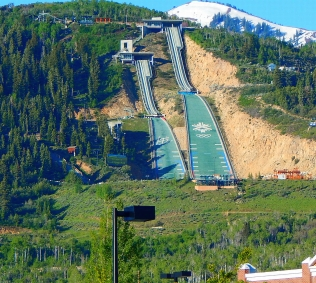 2016-6-5c Park City UT Wmart, Ski jumps