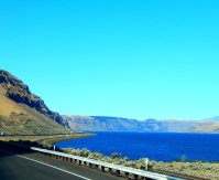 There are scenic wonders around every bend along the gorge.