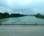 Crossing the N Platte River
