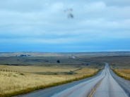 The seemingly endless and remote SR51 in Wyoming. A wonderful drive!
