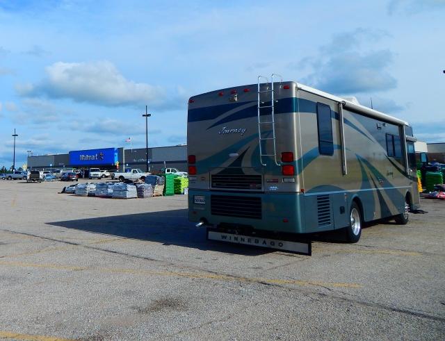 2017-5-10v Pratt, KS Walmart