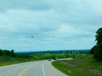 More beautiful Kansas driving.