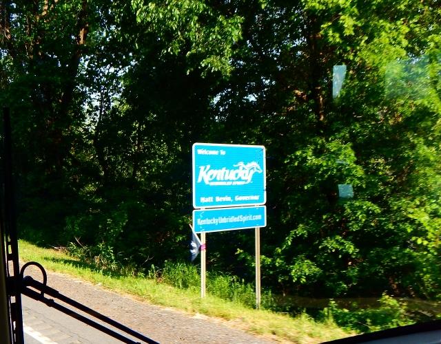 2017-5-12s welome to Kentucky