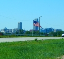 Council Bluff, Iowa's skyline. And now you know!