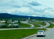 Dropping into Spearfish, South Dakota for a Mickey D's breakfast.