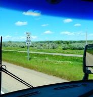 Back on Interstate 90.
