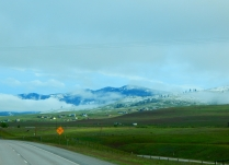 Utterly gorgeous Montana. If not for fall and winter and spring I'd love to live there.