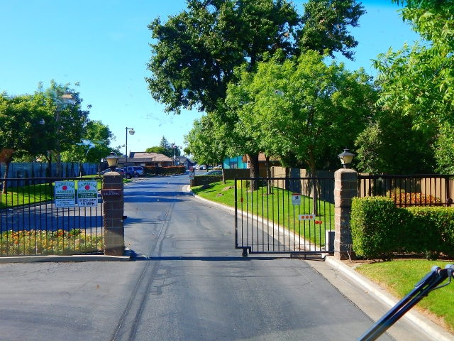 2017-5-21v Home gate opens for me