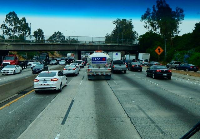 2017-5-5c joys of LALA traffic