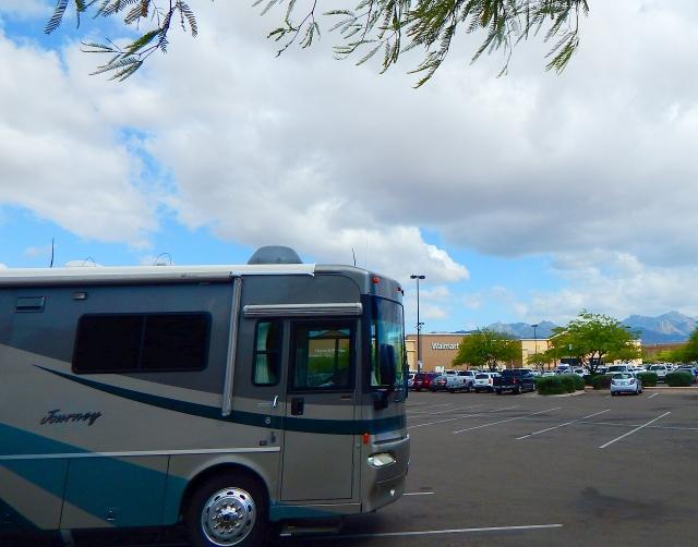 2017-5-7L Walmart Kingman AZ